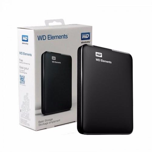 USB 2 TB WD DISCO EXTERNO 3.0