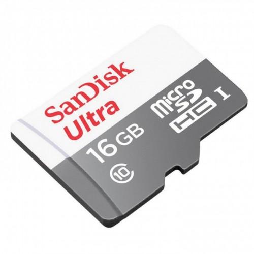 SANDISK MICRO SD 16 GB CLASE 10