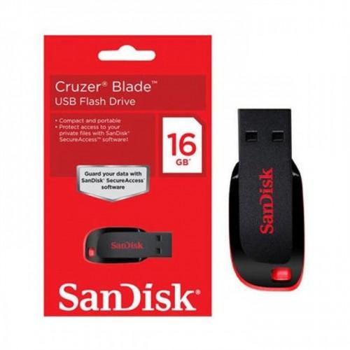 USB 16 GB SANDISK CRUZER BLADE