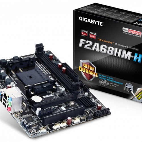 MOTHER GIGABYTE A68 FM2+ E33 V2