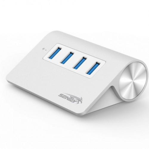 HUB USB SENTEY 3.0 4P ALUMINIO LS 6110