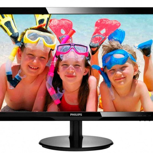MONITOR PHILIPS 24 FULL HD HDMI 243V5