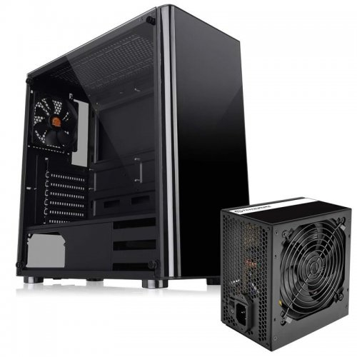 GABINETE THERMALTAKE V200 GLASS TEMPERED