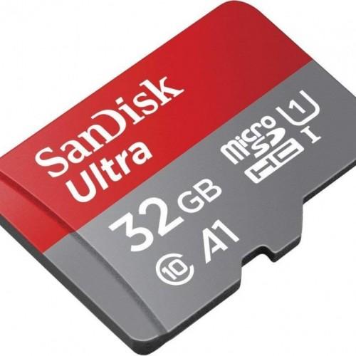 MEMORIA MICRO SD 32 GB SANDISK ULTRA