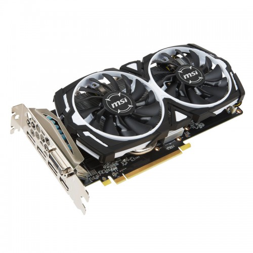 PLACA VGA RX 570 GAMING 4GB MSI ARMOR