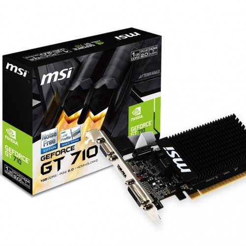 PLACA VGA GT MSI 710 2GB DDR3 LP