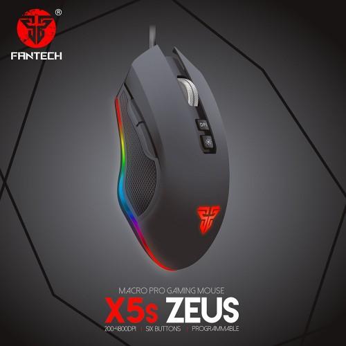 MOUSE FANTECH FX5S GAMING ZEUS