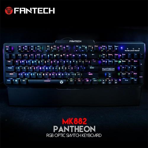 TECLADO FANTECH MK 882 RGB MECANICO