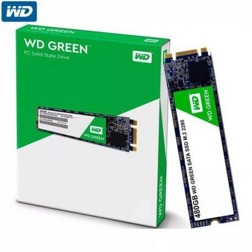 DISCO SSD M2 480 GB WD GREEN 2280