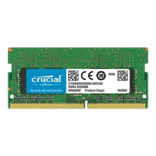 MEMORIA SODIM CRUCIAL DDR4 16GB 2666 MHZ