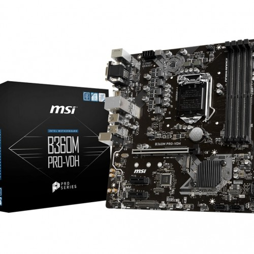 MOTHER MSI B360 M PRO VDH