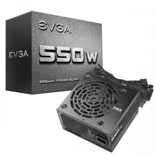 FUENTE EVGA 550W N1
