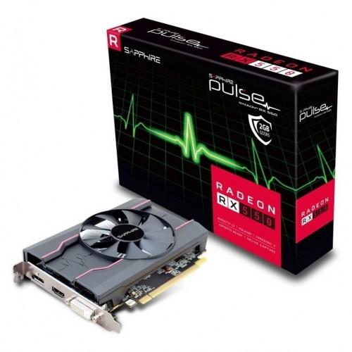 PLACA VGA RX 550 SAPPHIRE RADEON 4GB D5