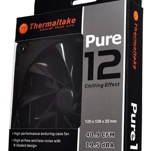 COOLER THERMALTAKE 120MM BLACK