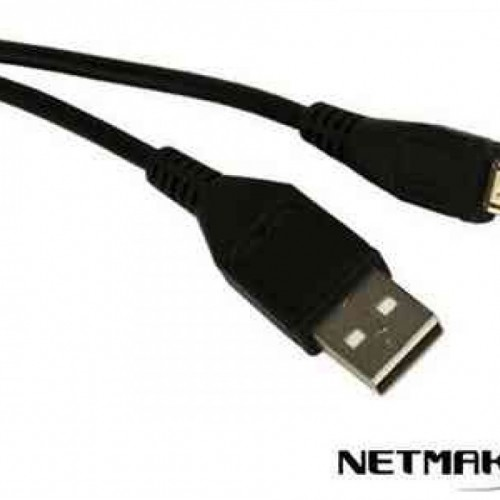 CABLE USB A MICRO USB 1.80 MTS
